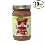 [Artisana] Nut Butters Almond, Raw, Squeez Pack  At least 95% Organic
