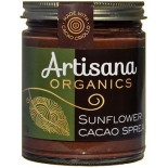 [Artisana] Cacao Spread Sunflower  At least 95% Organic