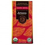 [Artisana] Cacao Criollo Bars Dark 65%  At least 95% Organic
