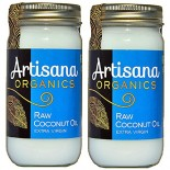 [Artisana] Oils Raw Coconut, Extra Virgin  At least 95% Organic