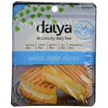 [Daiya] Vegan Sliced Cheese Style Swiss