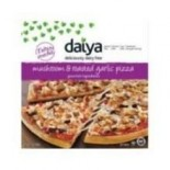 [Daiya] Frozen Dairy Free Pizza Mushroom & Roasted Garlic
