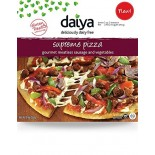 [Daiya] Frozen Dairy Free Pizza Supreme, Meatless Ssg & Veggies