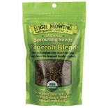[High Mowing] Sprouting Seeds Broccoli Blend  At least 95% Organic