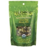 [High Mowing] Sprouting Seeds Crunchy Bean Mix  At least 95% Organic