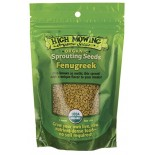 [High Mowing] Sprouting Seeds Fenugreek  At least 95% Organic