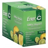 [Ener C] Vitamin C Lemon Lime, 1000 mg