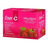 [Ener C] Vitamin C Raspberry, 1000 mg