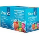 [Ener C] Vitamin C Variety Pack, 1000mg