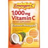 [Ener C] Vitamin C Pineapple Coconut, 1000mg