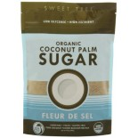 [Big Tree Farms] Coconut Palm Nectar Fleur de Sel (Coconut Palm Sugar)  At least 95% Organic