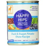 [Dogswell] Canned Dog Food Duck & Sweet Potato/Happy Hips