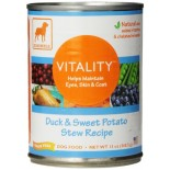 [Dogswell] Canned Dog Food Duck & Sweet Potato/Vitality