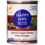 [Dogswell] Canned Dog Food Lamb & Sweet Potato, Happy Hips