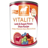 [Dogswell] Canned Dog Food Lamb & Sweet Potato, Vitality