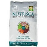 [Dogswell] Dry Dog Food Nutrisca, Salmon & Chickpea