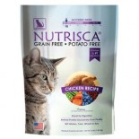 [Catswell] Nutrisca Dry Chicken Formula