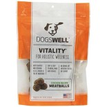 [Dogswell] Meatball Treats Vitality, Chicken Recipe