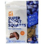 [Dogswell] Super Boost Squares Beef w/Blueberry Recipe