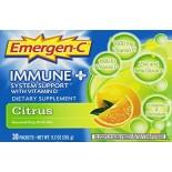 [Emergen C]  Immune+, Citrus