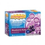 [Emergen C]  Immune+, Blueberry Acai