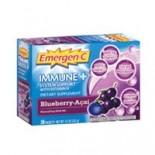 [Emergen C]  Immune+, Blueberry Acai