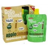 [Gogo Squeez] Apple Sauce-On The Go AppleSauce