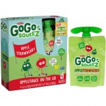 [Gogo Squeez] Apple Sauce-On The Go Apple Strawberry