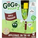 [Gogo Squeez] Apple Sauce-On The Go Apple Cinnamon