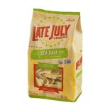 [Late July] Tortilla Chips Restaurant Style, Sea Salt  At least 95% Organic