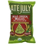 [Late July] Multigrain Snack Chips Mild Green Mojo  At least 95% Organic