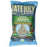 [Late July] Multigrain Snack Chips Dude Ranch  At least 95% Organic
