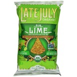 [Late July] Multigrain Snack Chips Multigrain, Sub Lime  At least 95% Organic
