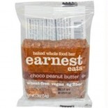 [Earnest Eats] Baked Whole Food Bars Choco P`Nut Butter