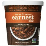[Earnest Eats] Hot & Fit Cereal Mayan Blend, Single Serve