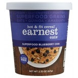 [Earnest Eats] Hot & Fit Cereal Superfood Blueberry Chia