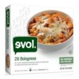 [Evol Foods] Bowls Ziti Bolognese