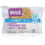 [Evol Foods] Lean & Fit Breakfast Chicken Apple/Saus./Eggwht/Ched