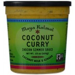 [Maya Kaimal] Indian Simmer Sauces - Fresh Coconut Curry