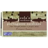 [Coles] Canned Seafood Sardines In Piripiri