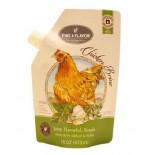 [Fire & Flavor]  Brine, Chicken