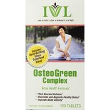 [Institute For Vibrant Living]  OsteoGreen Complex