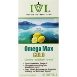[Institute For Vibrant Living]  Omega Max Gold