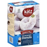 [Katz Gluten Free]  Powdered Donuts