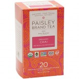 [Paisley Tea Co]  Chai Tea  At least 95% Organic