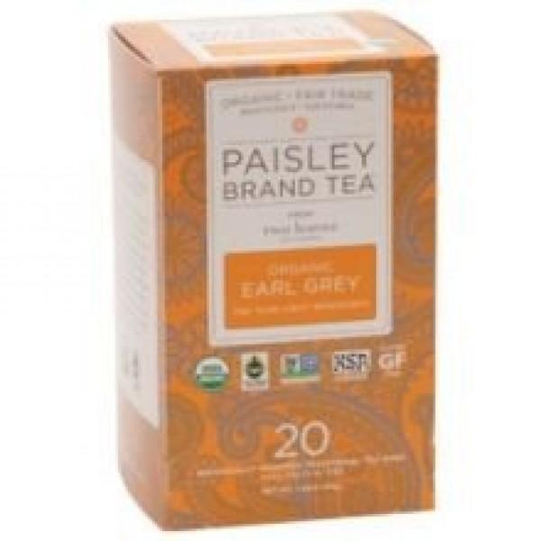 [Paisley Tea Co] Tea Double Earl Grey  At least 95% Organic