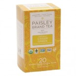 [Paisley Tea Co] Tea Ginger Green  At least 95% Organic