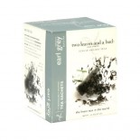 [Two Leaves And A Bud] Single Region Teas, Individually Wrapped Sachets Earl Grey, Black  At least 95% Organic