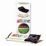 [Attune Foods] Probiotic Wellness Bars Chocolate Crisp