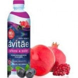 [Avitae] Flavored Water, 90mg Caffeine Pomegranate Acai